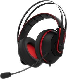 Ausinės Asus Cerberus V2 Gaming Headset Red