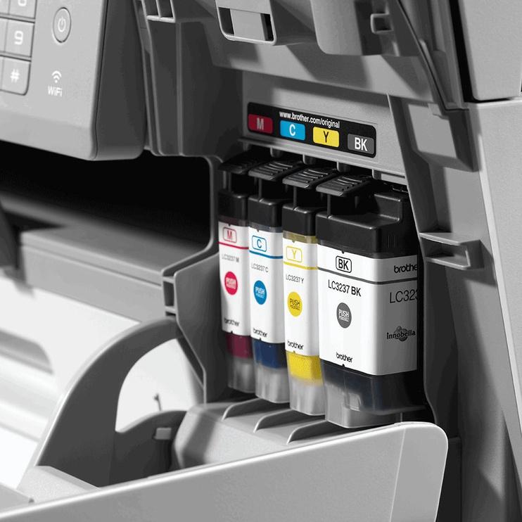 Многофункциональный принтер Brother MFC-J6947DW, струйный, цветной