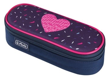 Herlitz Pencil Pouch Oval Tropical Heart