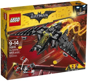 Konstruktorius LEGO Batman The Batwing 70916