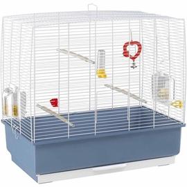 Клетка для птиц Ferplast Rekord 4, 600 мм x 325 мм x 575 мм