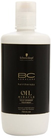 Schwarzkopf BC Oil Miracle Gold Shimmer Treatment Thick Hair 750ml