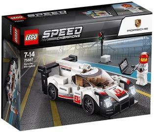 Konstruktorius LEGO Speed Champions Porsche 919 Hybrid 75887