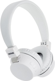 Ausinės Denver BTH-205 White