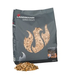 Aromātiskas zāģu skaidas Landmann, 0.50 kg
