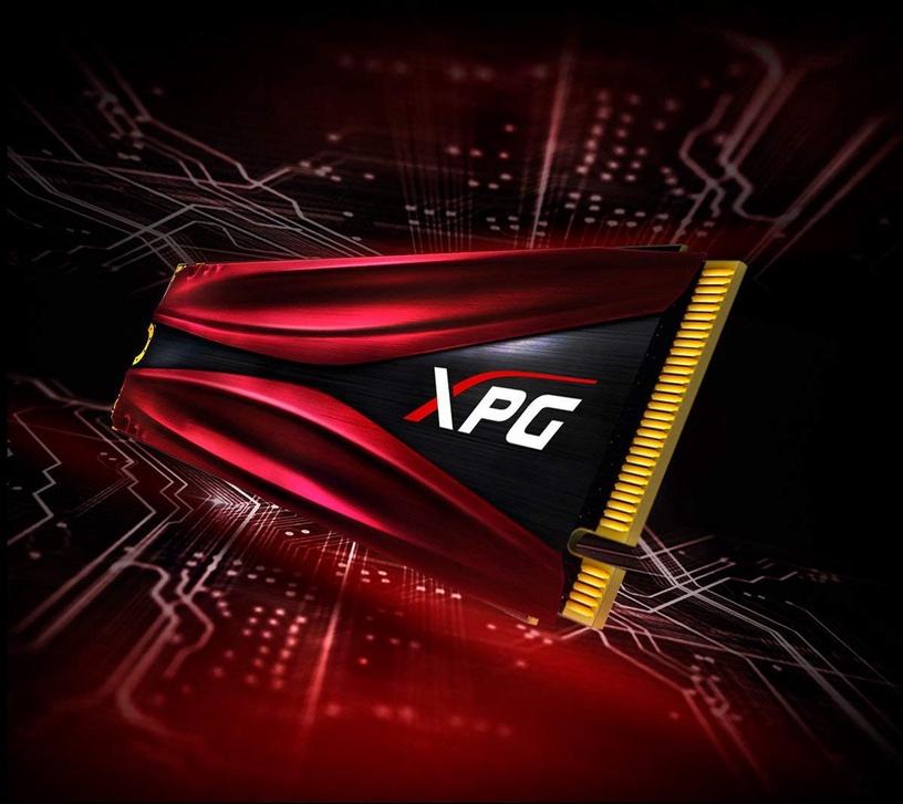Adata XPG Gammix S11 512GB PCIE M.2 AGAMMIXS11P-512GT-C