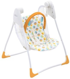 Graco Delight Baby Swing 80s Circles