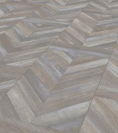 Lamineeritud puitkiust põrand, 1285 X 327 X 8 mm