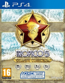 Tropico 5 Complete Collection PS4