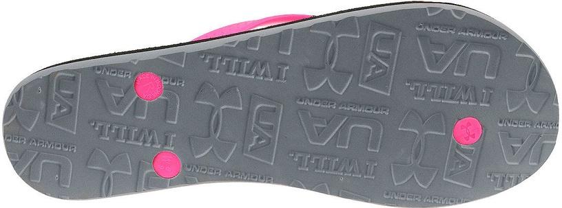 Under Armour Slippers Atlantic Dune 1252540-006 Black/Pink 39