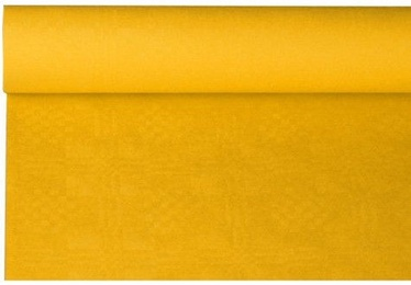 Pap Star Tablecloth 8 x 1.2m Yellow