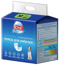 Подгузники Ekoprom Cliny Male Dog Wrap, M, 10 шт.