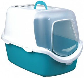 Trixie 40345 Vico Easy Clean Cat Litter Tray with Dome