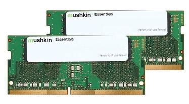 Mushkin Essentials 8GB 2133MHz CL15 DDR4 SO-DIMM Kit Of 2 MES4S213FF4G18X2