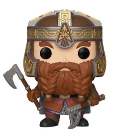Funko Pop! Movies The Lord Of The Rings Gimli 629