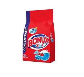 Skalbimo milteliai Bonux Fresh 3 in 1, 4.5 kg