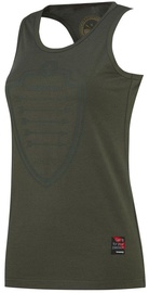 Thorn Fit Arrow Tank Top Army Green S