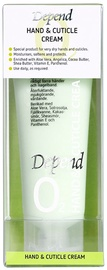 Rankų kremas Depend O2 Hand&Cuticle, 75 ml
