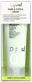 Roku krēms Depend O2 Hand&Cuticle, 75 ml