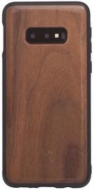 Woodcessories Bumper Back Case For Samsung Galaxy S10e Walnut/Black
