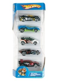 AUTOMUDELIKOMPEKT 5 HOT WHEELS