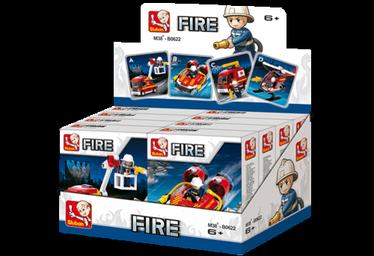 Konstruktor Sluban Fire, Mini tuletõrjuja