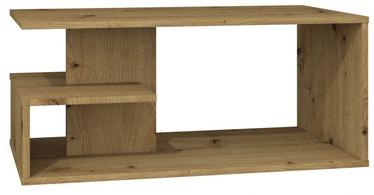 Kafijas galdiņš Top E Shop Dallas Artisan, ozola, 910x510x400 mm