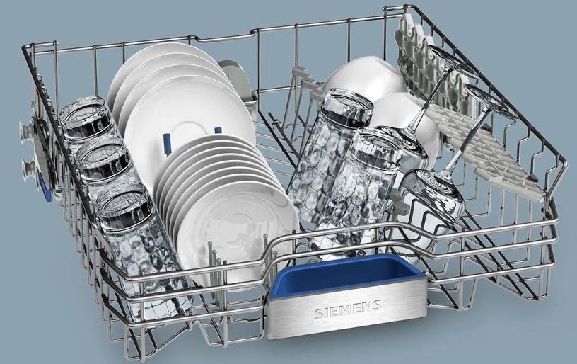 Įmontuojama indaplovė Siemens SN478S36TE