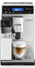Delonghi Autentica ETAM 29.666.S Coffee Machine Silver