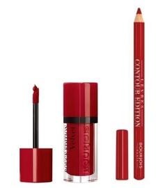 BOURJOIS Paris Rouge Edition Velvet 7.7ml 15 + Contour Lip Liner 1.14g 07