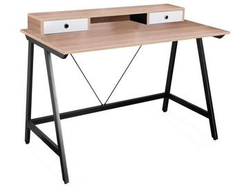 Signal Meble Writing Desk B178 Oak White