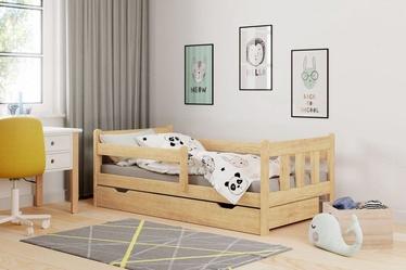 Vaikiška lova Halmar Marinella Pine, 164x88 cm