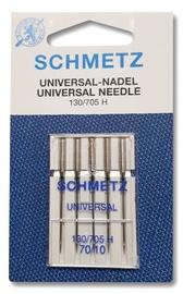 Õmblusmasina nõelad Schmetz 130/705 H-70, 5 tk
