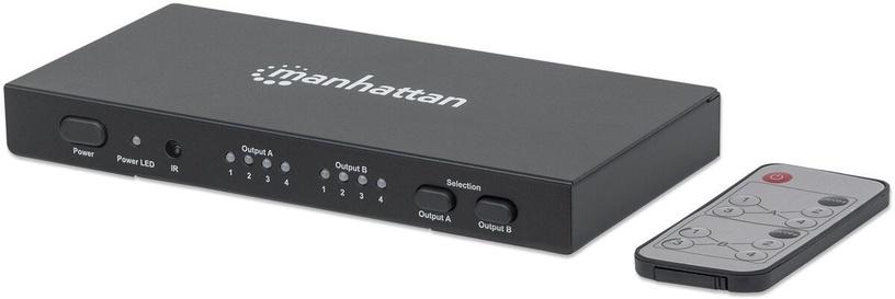 Manhattan 207898 1080p 4x2 HDMI Matrix