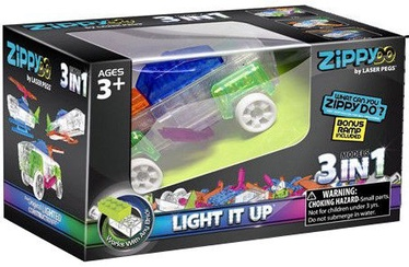 Laser Pegs 3 In 1 Zippy Do