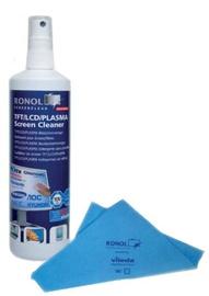 Ronol Duo Clean for TFT/LCD Screens 250ml + Vileda microfiber cloth