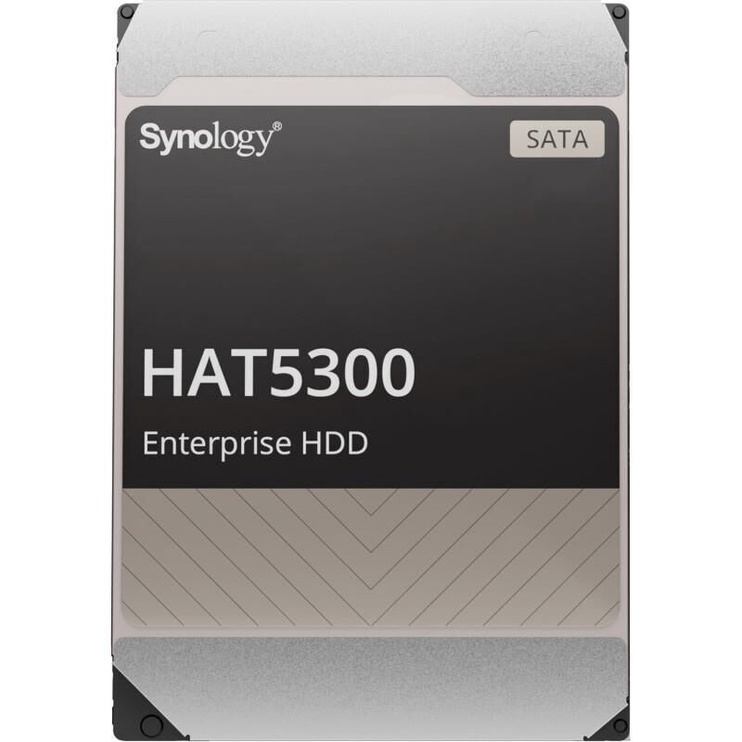 Жесткий диск сервера (HDD) Synology HAT5300-12T, 256 МБ, 12 TB