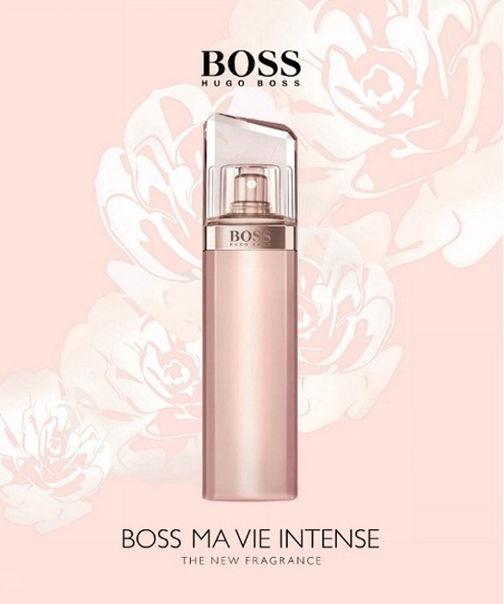 Kvepalai Hugo Boss Boss Ma Vie Pour Femme Intense 75ml EDP