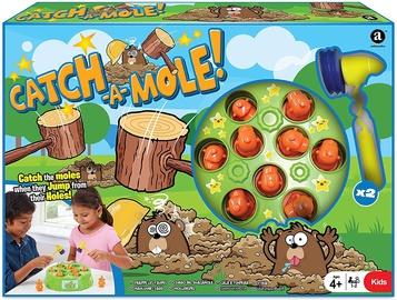 Stalo žaidimas Ambassador Catch A Mole, EN