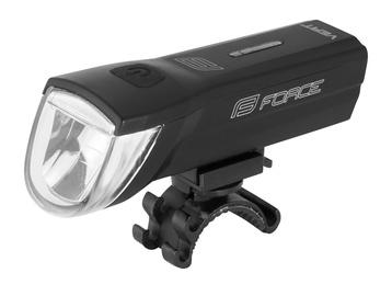 Велосипедный фонарь Force Vert 110LM USB Black