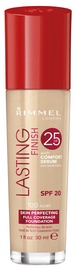 Rimmel London Lasting Finish 25h Foundation 30ml 100