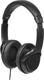 Ausinės iBOX F2 Over-Ear Headset Black