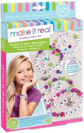 Make It Real Block & Rock Bracelets