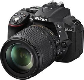 Nikon D5300 + AF-S DX VR 18-105mm