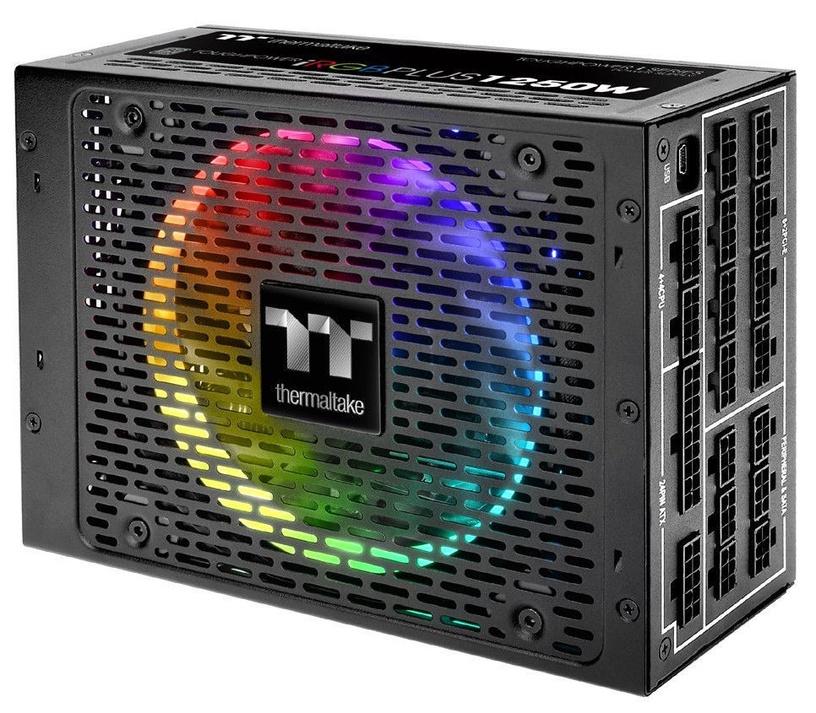 Thermaltake Toughpower iRGB 80 PLUS PSU Titanium 1250W
