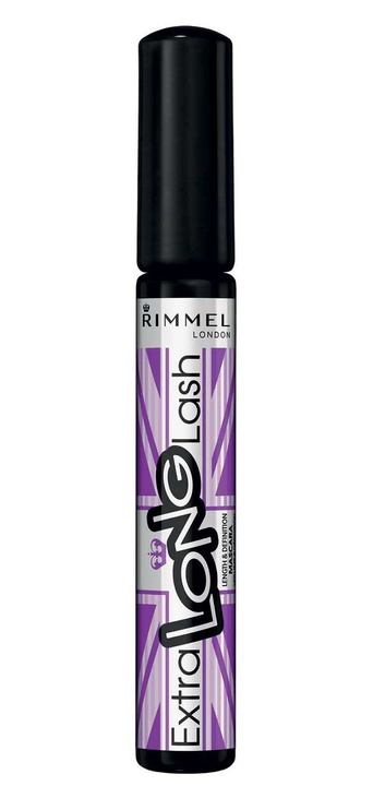 Rimmel London Extra Long Lash Mascara 8ml Extreme Black