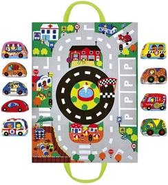 Mängumatt K's Kids Take Along Play Set Cars In Town KA10665