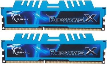 Operatīvā atmiņa (RAM) G.SKILL RipjawsX F3-1600C9D-16GXM DDR3 (RAM) 16 GB
