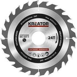 Kreator Sawblade 160x30x2mm 24T
