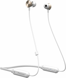 Pioneer In-Ear Wireless Neckband Headset Gold
